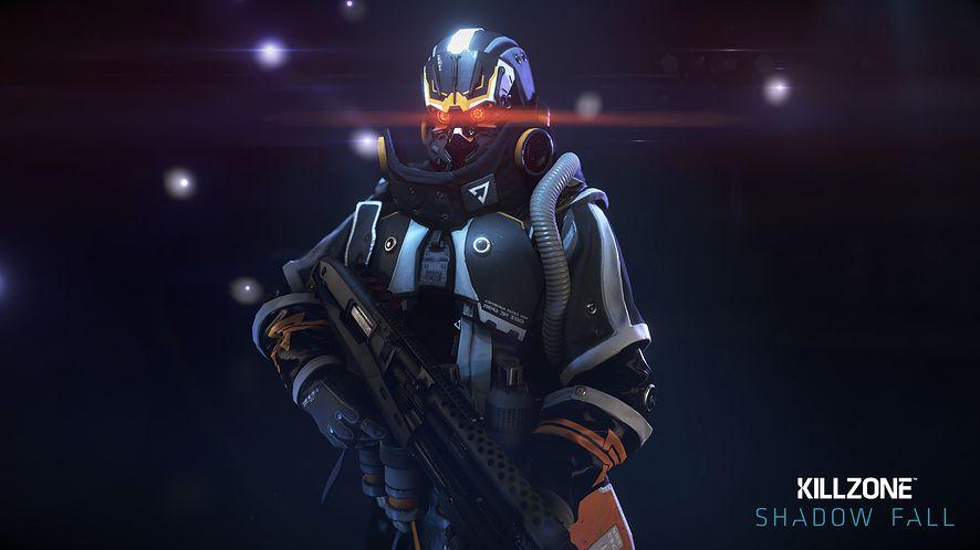 Nowa galeria z Killzone: Shadow Fall