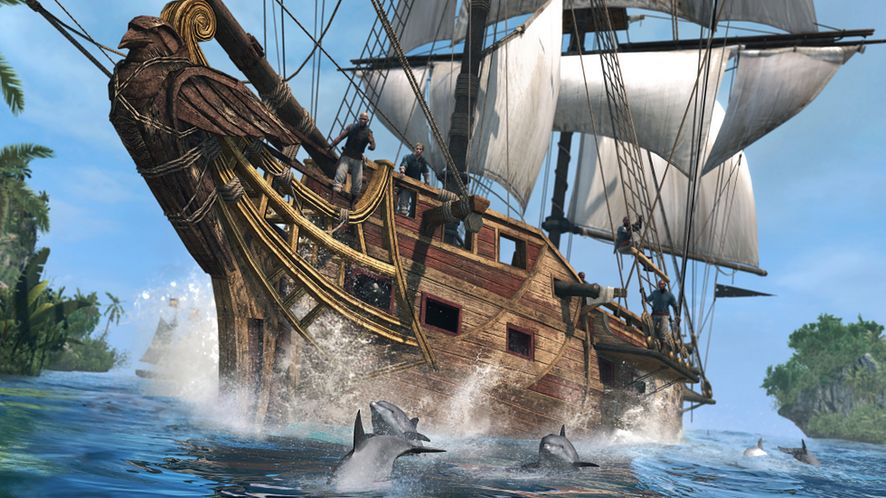 Nowy zwiastun Assassin's Creed IV: Black Flag — A Diverse Open World