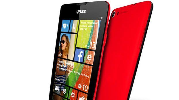 Firma Yezz prezentuje dwa modele smartfonów z Windows Phone 8.1