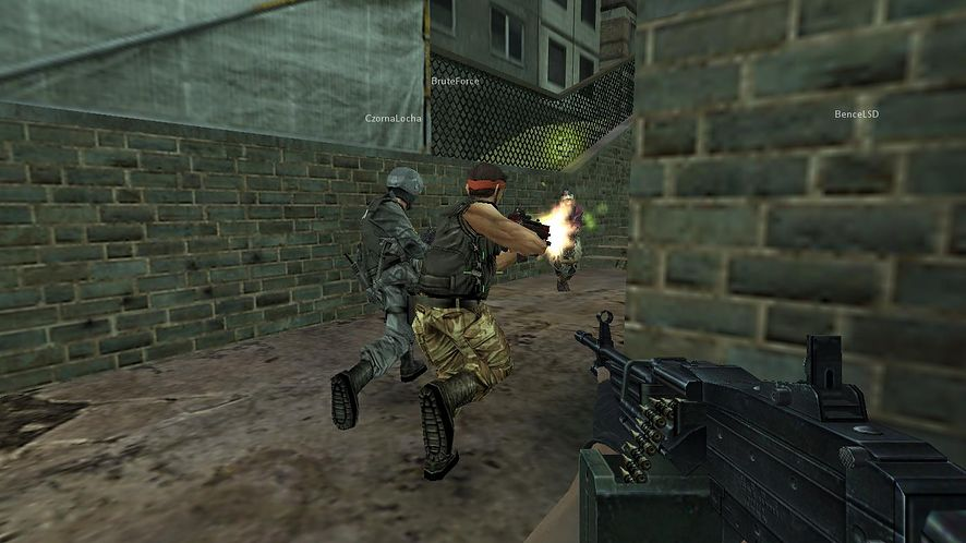 Counter-Strike Nexon: Zombies na weekend