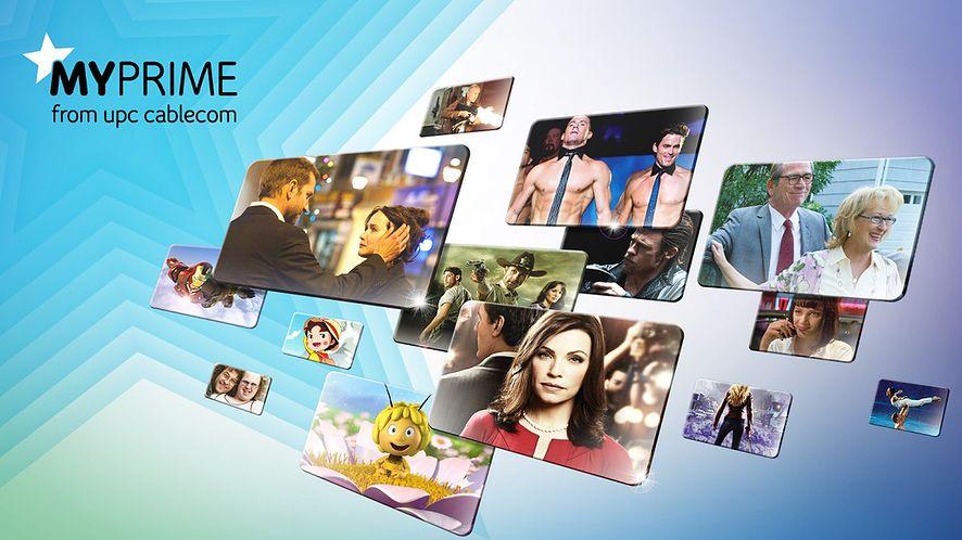 W nowej usłudze wideo od UPC znajdziesz ponad tysiąc filmów i seriali