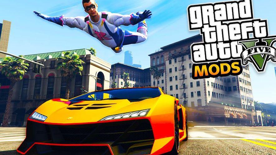 Mody wracają do GTA V. To zasługa Rockstar Games i społeczności
