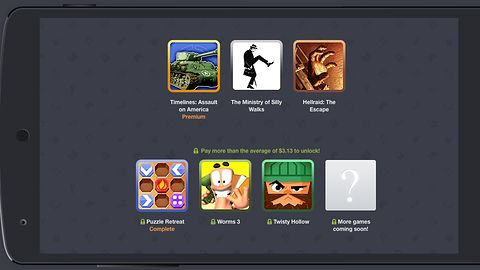 13. edycja Humble Bundle Mobile to między innymi Worms 3 i Hellraid: The Escape