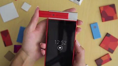 Modułowe smartfony projektu Ara trafią do sprzedaży na początku 2015 roku
