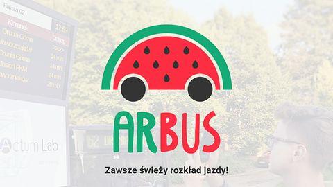 Gdański ARBus pokazuje, jak nie informować o odjazdach autobusów w AR