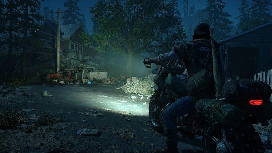Days Gone - obejrzyj ten sam fragment gry co na E3, ale nie taki sam