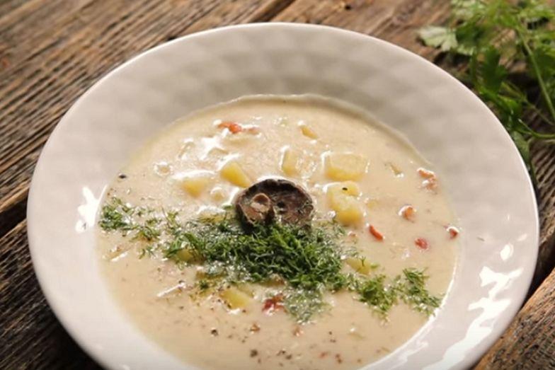 Przepis na najprostszą polską zupę - zalewajkę