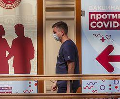 Rosja. Rekordowa liczba infekcji COVID-19. Tak źle nie było od stycznia