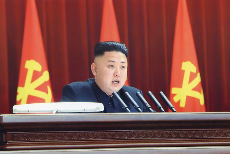 Kim Dzong Un oskarża Koreę Południową o próbę wywołania konfliktu zbrojnego