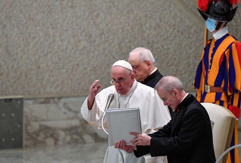 Strajk Kobiet. Papież Franciszek pozdrowił Polaków. Co powiedział?