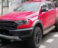 Ford skradziony w Niemczech odnalazł się w Polsce. Jest wart ponad 240 tys. zł