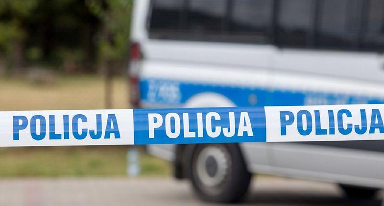 Tragiczny wypadek pod Bydgoszczą. Policjanci byli w szoku