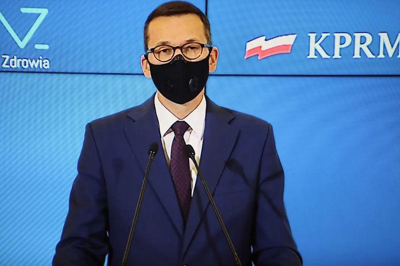 Morawiecki o protestach. Naciągnął dane? Naukowcy z UW odpowiedzieli