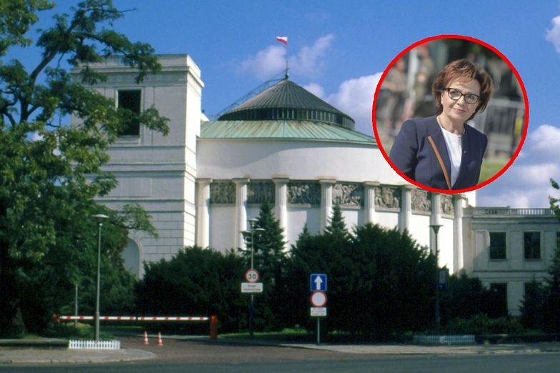Sejm grodzi się od narodu? Powstanie wielka brama