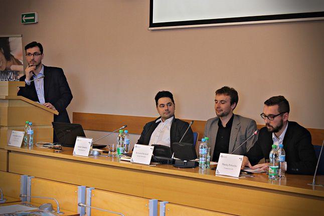 VI Ekonomiczne Forum Młodych, panel dyskusyjny Smartlife