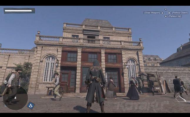 Wszystkie obrazy pochodzą z Kotaku, które pierwsze dotarło do informacji o nowej grze.