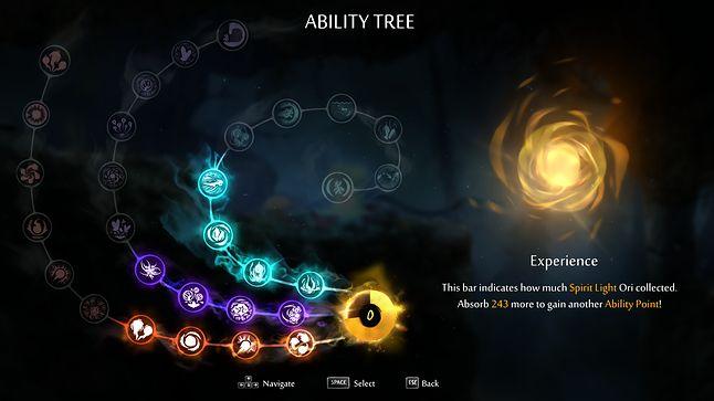 Drzewko Talentów/Umiejętności