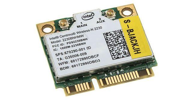 Intel Centrino Wireless-N 2230L: jeden z najlepszych modułów Wi-Fi/Bluetooth do złącza mini PCIe