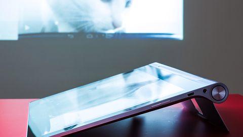 Test Lenovo Yoga Tablet 2 Pro – w tabletach brakowało dotąd projektora?