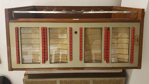 Reanimacja szafy grającej Fonica M123 + podsumowanie roku
