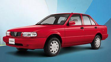 Dlaczego EuroNcap to bujda? – o testach zderzeniowych słów kilka - Takie klasyki są nadal oferowane na rynkach latynoamerykańskich (fot. Materiały Prasowe Nissan Mexico)