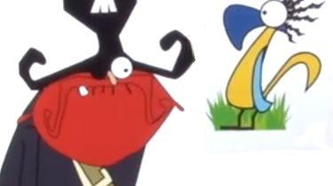 Troszkę nostalgii dobroprogramowej po raz drugi — pirat i papuga