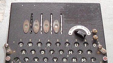 Kryptologia XX wieku — Enigma - Enigma T (źródło: cryptomuseum.com)