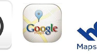 Krótki test kilku darmowych map działających pod Androidem