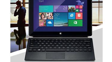 Czy tablet = Android? Szybki teścik taniego tableta z Windowsem - Foto z reklamy :P