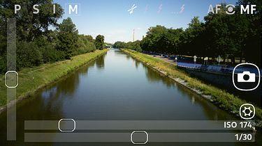 Finalna wersja programu pcam (rawcam)