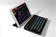 """ZX Spectrum Recreated – prawie udana wizja """"gumiaka"""" - Pograćna ZX Spectrum na biwaku ? Czemu nie !"""