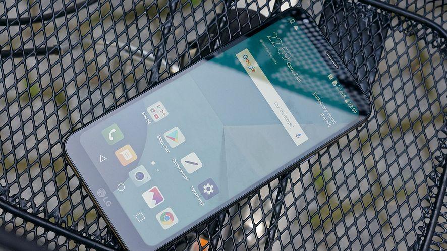 Test LG Q6: niesamowity ekran FullVision i kilka niedociągnięć