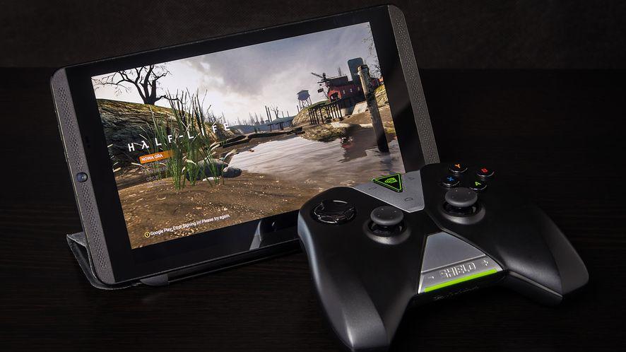 NVIDIA SHIELD – test androidowego tabletu, który rzuca wyzwanie konsolom