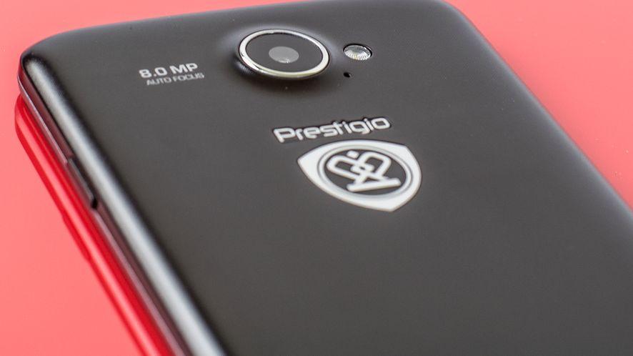 Prestigio MultiPhone 8500 DUO – test smartfonu bez największej zalety Windows Phone