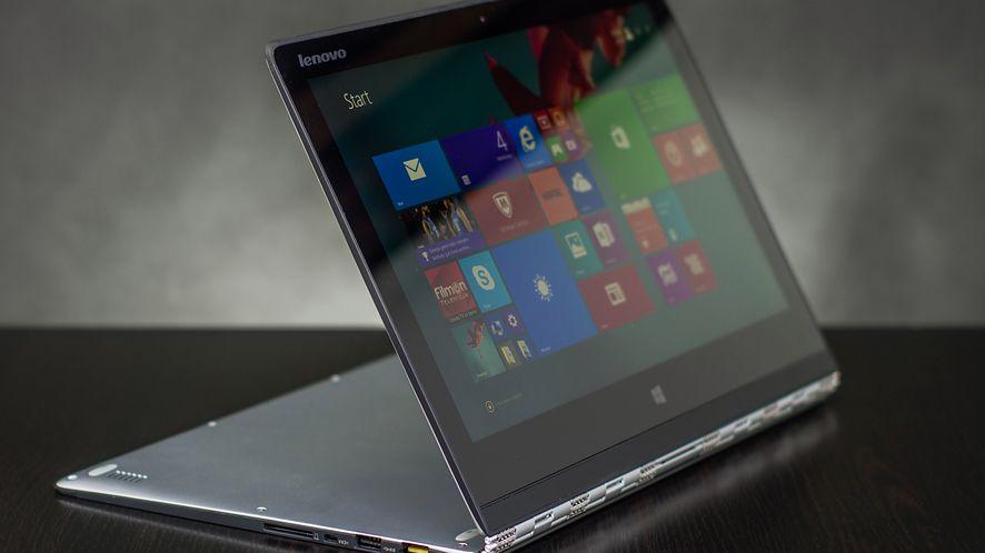 Lenovo Yoga 3 Pro – figury zazdrości jej nawet nowy MacBook