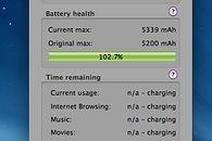 Test baterii Movano, zamiennika Apple M1185 (Część 2)
