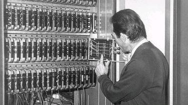Elwro część 2 – rusza produkcja seryjna - Wnętrze komputera UMC-1.