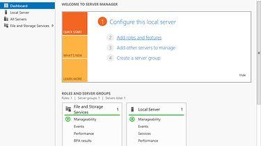 7. Windows Server 2012 w szkolnej pracowni (DNS+DHCP+NAT+AD+WDS)
