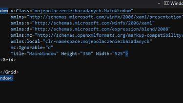 WPF i MySQL– jak to ugryźć jak nie wiem o co chodzi ?