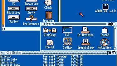 Amiga – przegląd systemów operacyjnych (cz.12.1)