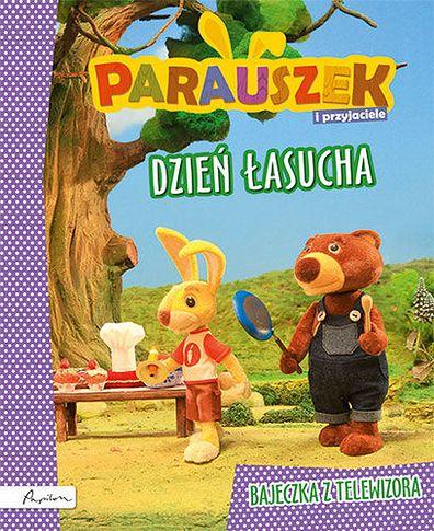 Książeczki z serii o Parauszku i przyjaciołach