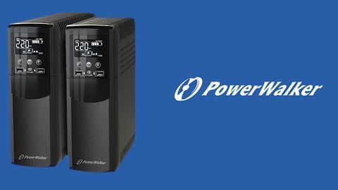 PowerWalker VI CSW. Kolejna seria UPSów zagościła na rynku