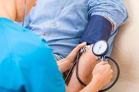 Niskie ciśnienie tętnicze - objawy, przyczyny, leczenie
