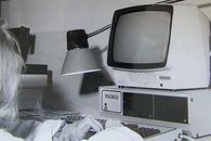 Jantar 0801 — najbardziej tajemniczy polski mikrokomputer - Jedyne dostępne w sieci oryginalne zdjęcie Jantara. Fot: Allegro Archiwum. Autor zdjęcia: Jerzy Mendaluk