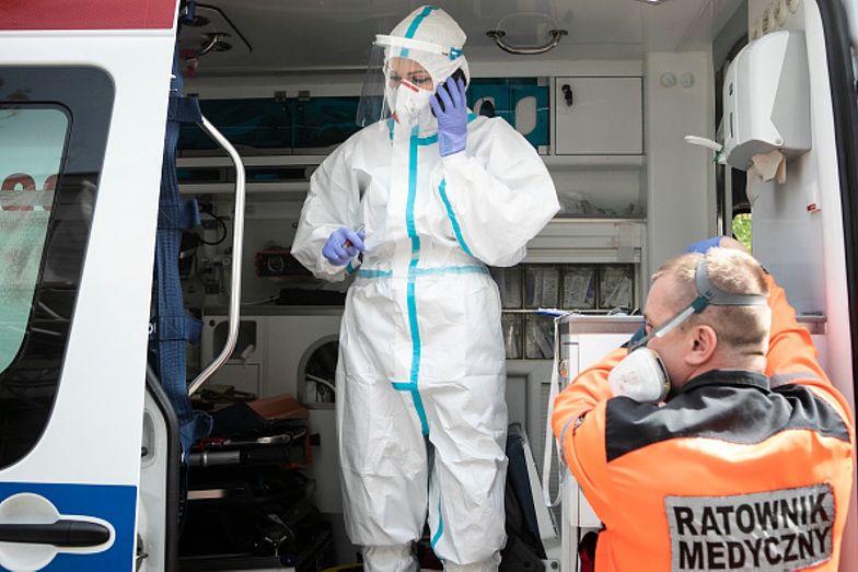 Koronawirus. Ministerstwo Zdrowia nie ma dobrych wieści. Raport z 21 stycznia