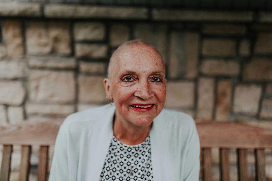 Sheila ostatnie dni życia spędziła otoczona rodziną fot. Erika Brooke Photography