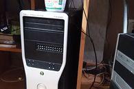 Jak Windows XP uratował komputer DELL. vol1 - Jak ten robocik z boku, jak ze Star Wars mu się przygląda.