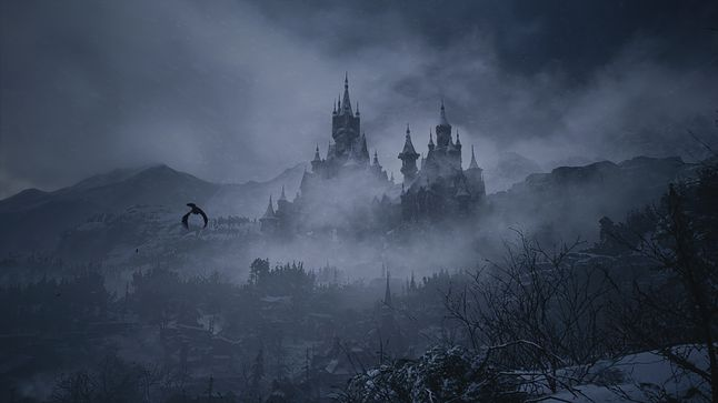 Taki tam zamek Disneya