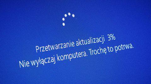 Windows 10: aktualizacja spowodowała krytyczny błąd. Komputery się restartują