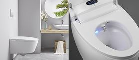 Nowoczesne toalety myjące - luksus i komfort w Twojej łazience!